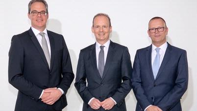 Die neue Geschäftsführung der DEKRA Automobil GmbH