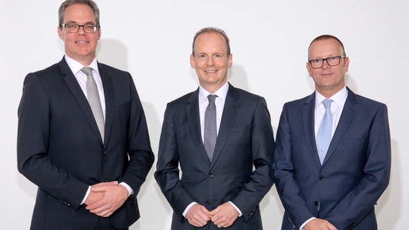 The new Management Board of DEKRA Automobil GmbH