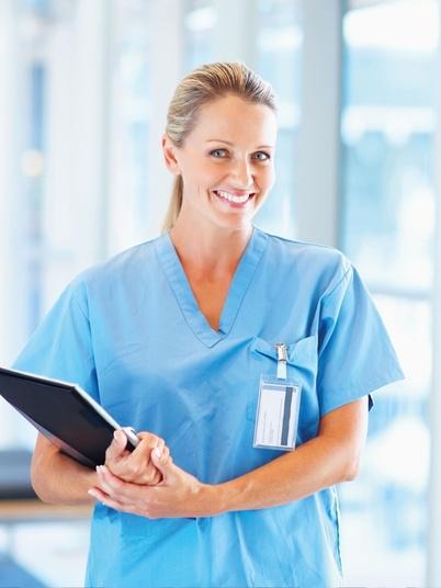 Gesundheit- und Pflegekraft