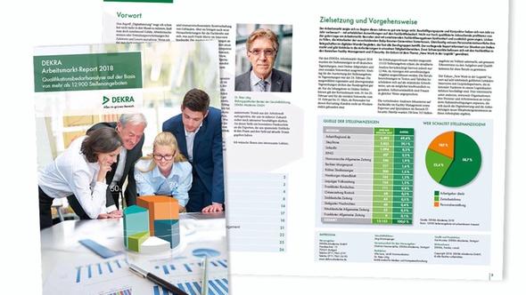 DEKRA Arbeitsmarkt-Report IT-Security-Fachleute