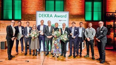 DEKRA Award: Jury und Gewinner