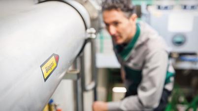DEKRA Biogasanlage
