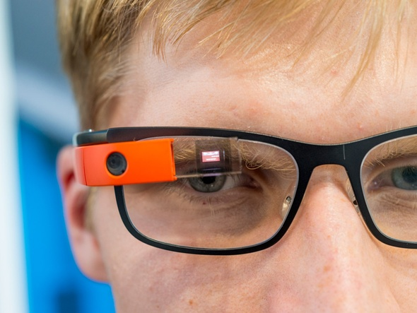 Smartglasses for the Virtual Workplace