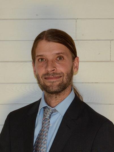 Preisträger Europäischer Sicherheitspreis Fredrich Claezon