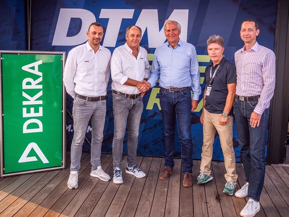 30 Years – and Counting: DEKRA and the DTM to Continue Partnership