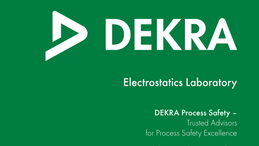 Electrostatics Laboratory – DEKRA Process Safety
