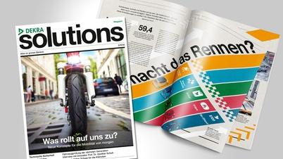 DEKRA Solutions Magazine