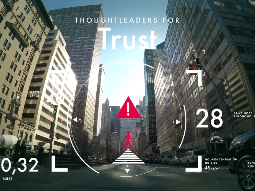 DEKRA Thoughtleader for trust - play video