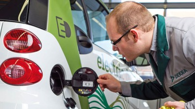 E-Mobility Maintenance Training