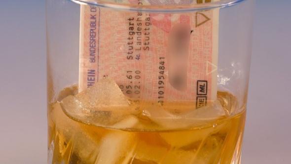 Alkoholisierte Radler riskieren Auto-Führerschein