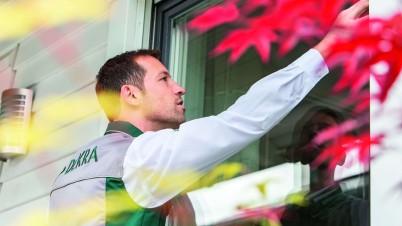 Immobilienprüfung DEKRA Fenster