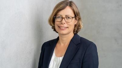 Katrin Haupt, neue Geschäftsführerin der DEKRA Akademie GmbH