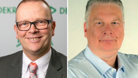 Guido Kutschera und Wolfgang Ahrens