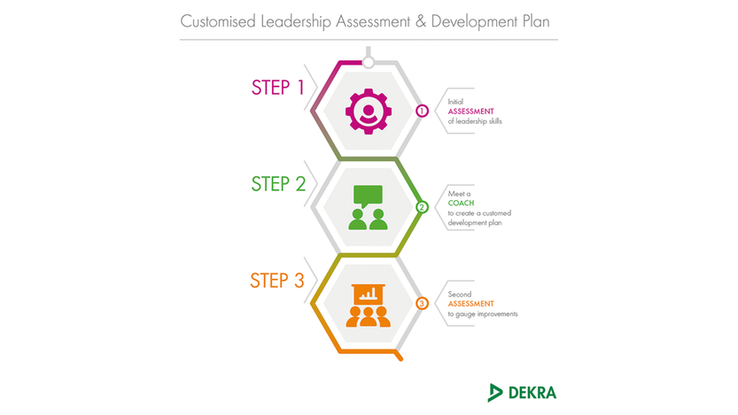 Three Steps to a Customised Safety Leadership Assessment – DEKRA