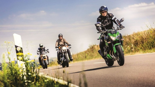 DEKRA Motorrad-App