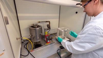 NFPA 652 Testing
