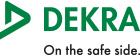 Green DEKRA logo