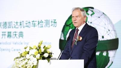 Opening Beijing