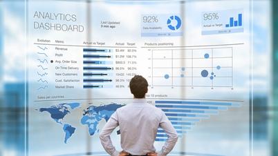 Data tracking & business intelligence