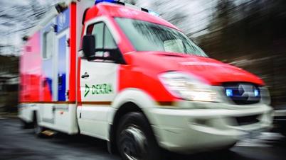 Rettungswagen DEKRA