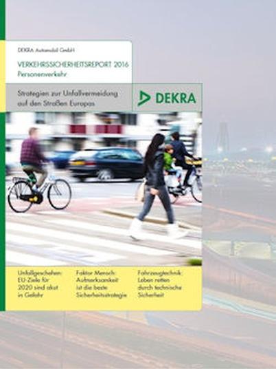 Verkehrssicherheitsreport 2016
