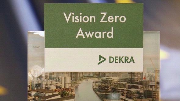 2018 DEKRA Vision Zero Award