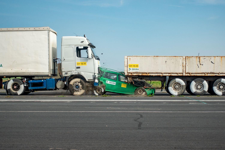 Dekra Presents Road Safety Report 2018 On Transport Of Goods